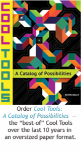Cool Tools Cool Tools Really Work A Cool Tool Can Be Any Book