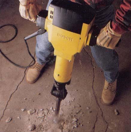 Bosch brute working