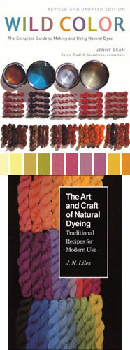 Wild Colors * The Art & Craft of Natural Dyeing