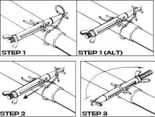 clamptite instruction