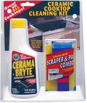 Cerama Bryte Cooktop Cleaner
