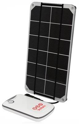 Voltaic 3.4 Watt Solar Charger Kit