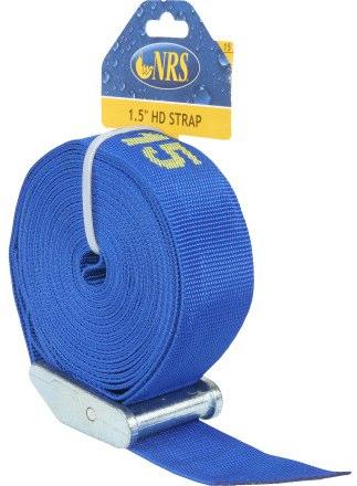 Polypropylene tie-down cam straps