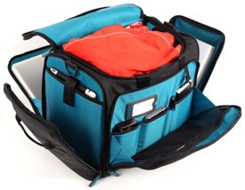 Skooba Laptop Weekender Travel Bag