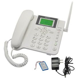 Desktop cellular phone