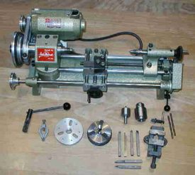 Machinist Tools For Sale >> Unimat Machine Tool Cool Tools