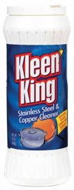 Kleen King Stainless Steel & Copper Cleaner