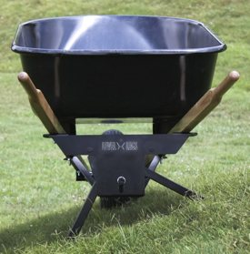Level Legs Wheelbarrow Stand