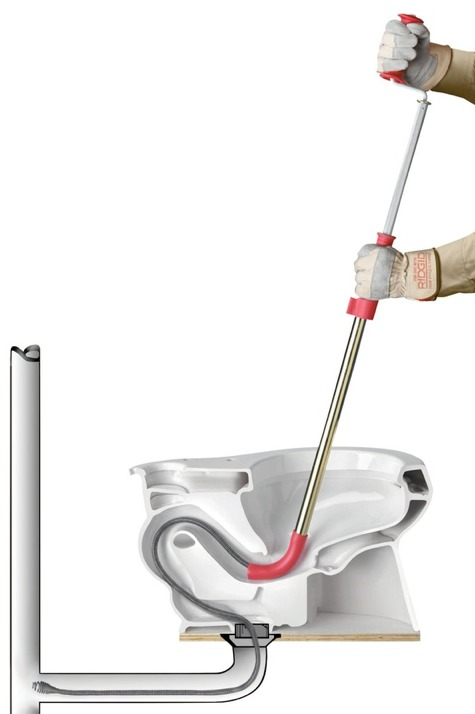 Toilet Auger | Cool Tools