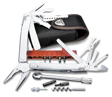 Swiss Army Spirit Multitool Plus Ratchet