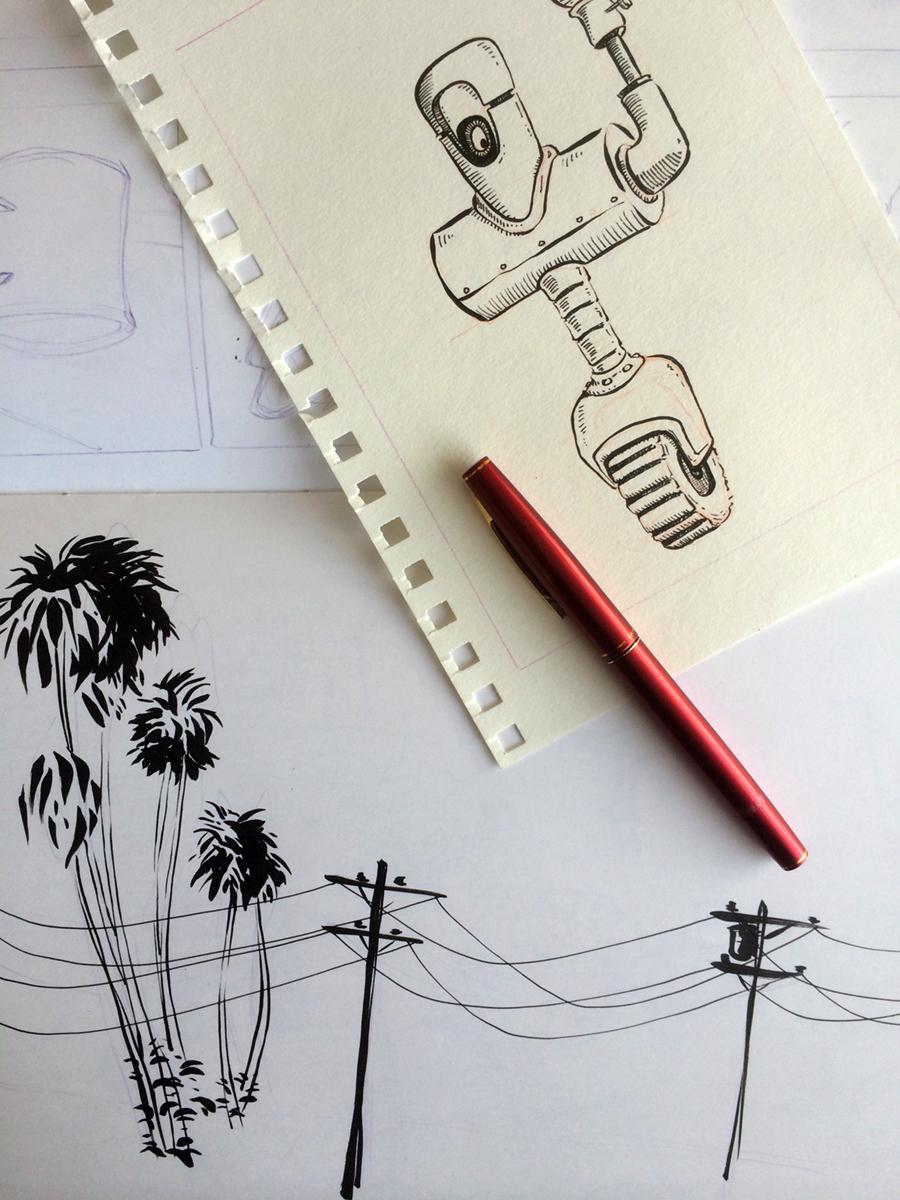 Kuretake No 13 Brush Pen Cool Tools