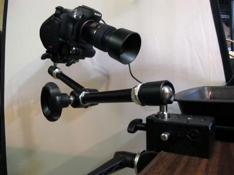 Magic Arm with Camera Bracket