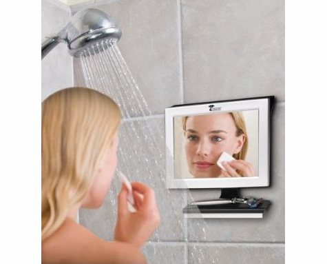 Fogless Shower Mirror Cool Tools