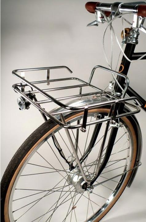 Velo Orange Porteur Bike Rack Cool Tools