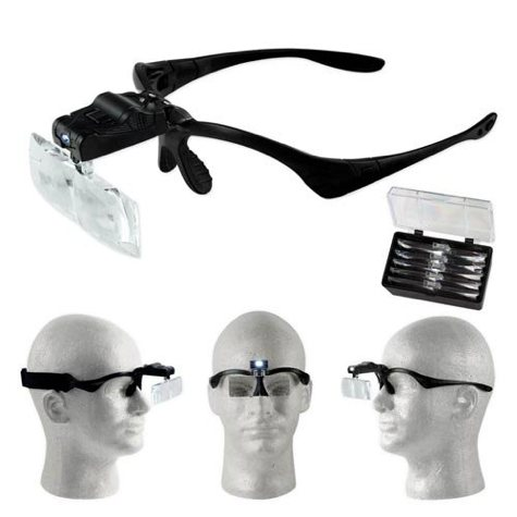 d14f980549f Wearable Magnifying Glasses