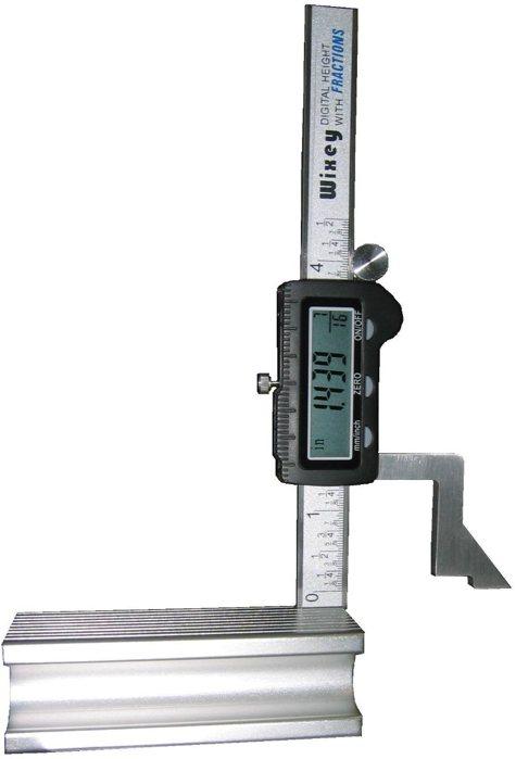 Digital Height Gauge Cool Tools